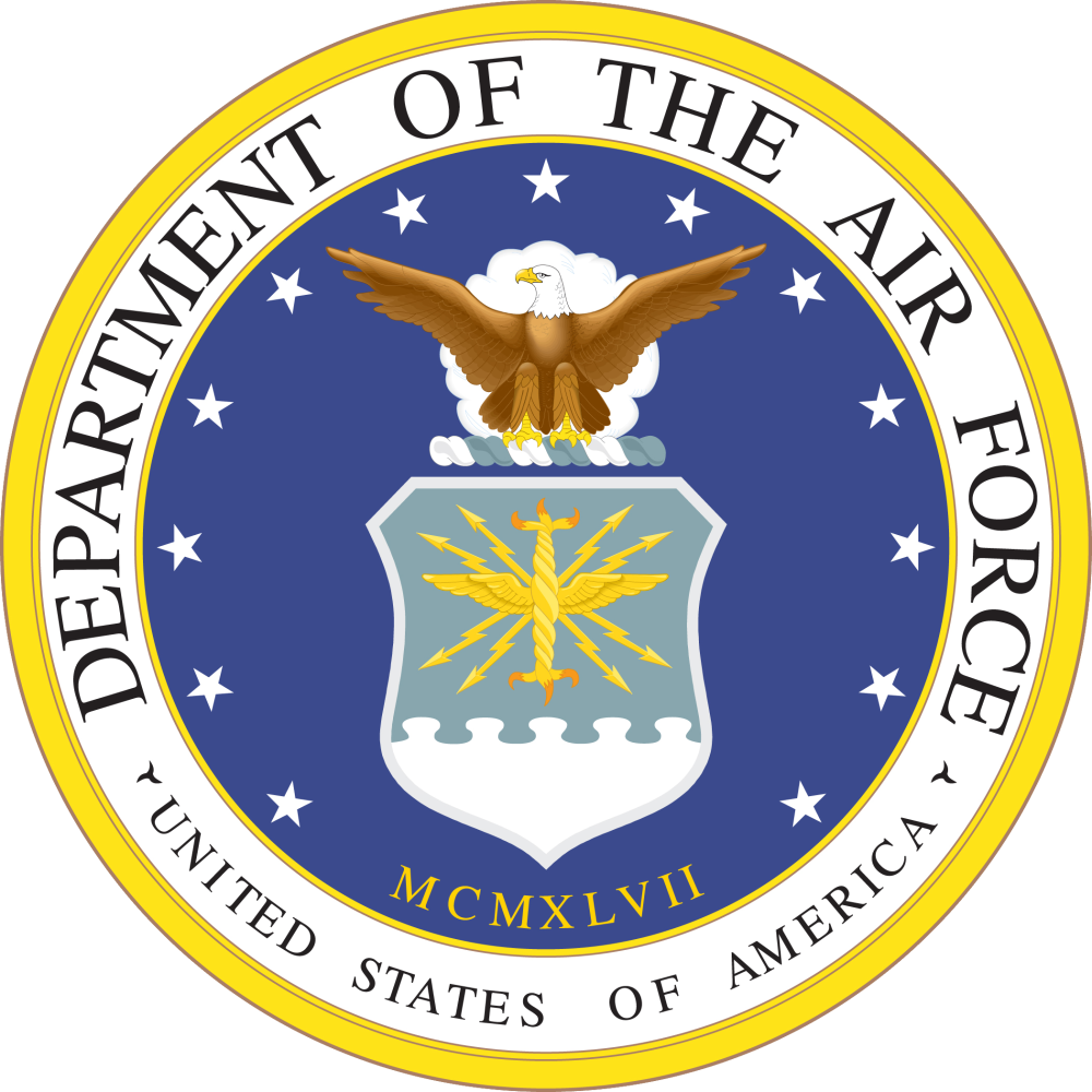 Seal of the U.S. Department of the Air Force